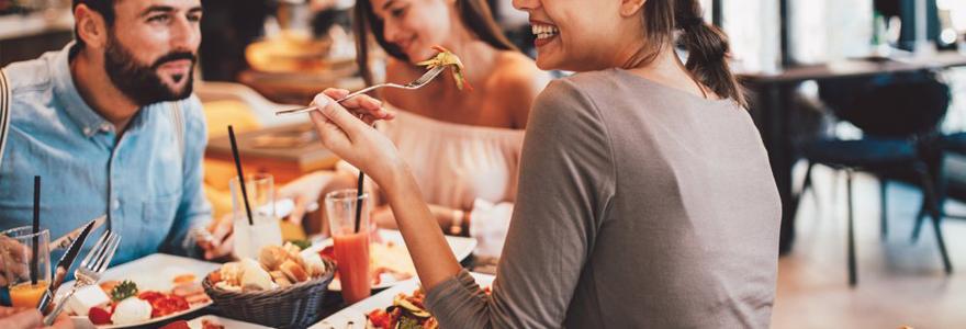 Plans de restaurants à Touques