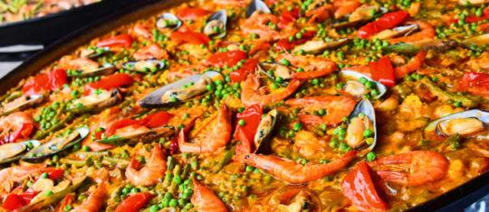 plats épicés