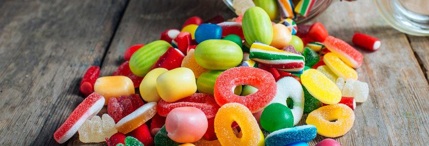 bonbons sans gélatine de porc
